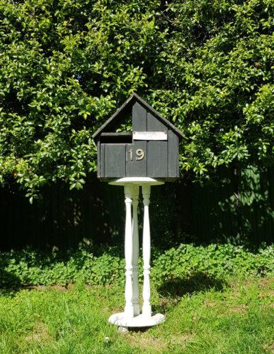 Redzone Letterbox Sculpture Competition - Letterbox #03