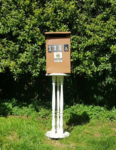 Redzone Letterbox Sculpture Competition - Letterbox #08