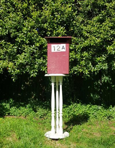 Redzone Letterbox Sculpture Competition - Letterbox #10