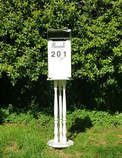 Redzone Letterbox Sculpture Competition - Letterbox #14