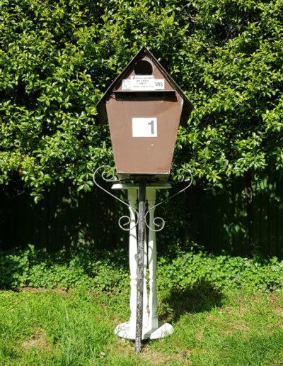 Redzone Letterbox Sculpture Competition - Letterbox #16